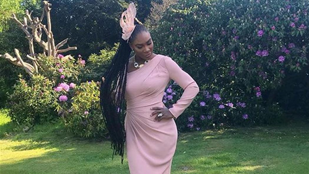 Serena Williams Und David Beckham Zu Gast Auf Der Royalen Hochzeit