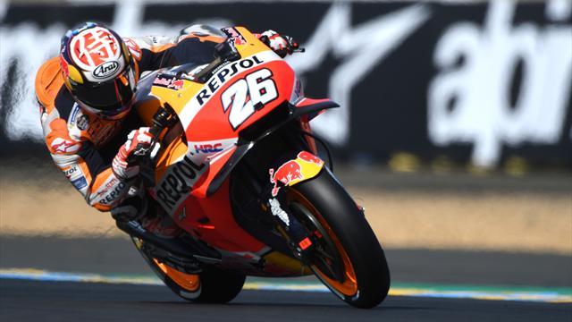 Pedrosa quitte le HRC 0 — MotoGP