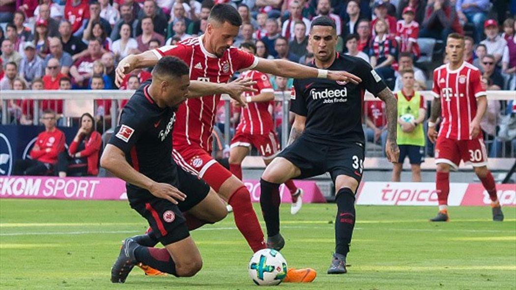 Fc Bayern München Eintracht Frankfurt Dfb Pokalfinale Jetzt Live