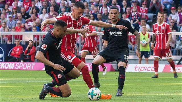 Pokalfinale: FC Bayern München - Eintracht Frankfurt live im TV, Livestream und Liveticker