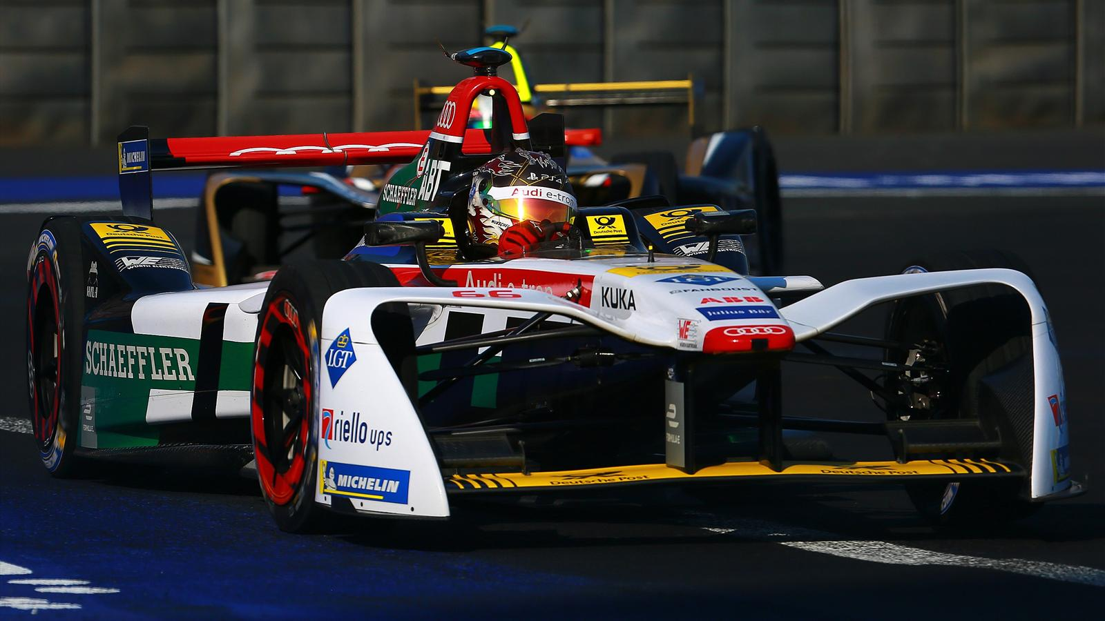 Formule e daniel abt audi s 39 impose jean eric vergne techeetah troisi me eprix de berlin - Formule vitesse de coupe ...