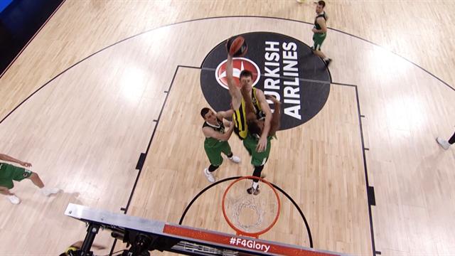 Top 5 plays of EuroLeague semi-finals