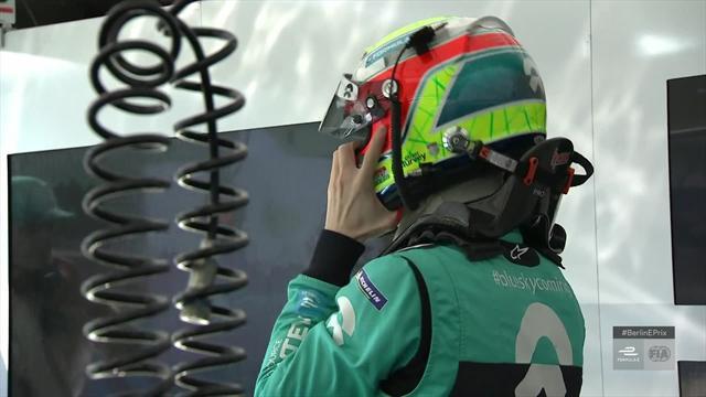 Fórmula E, Berlín: El alemán Daniel Abt lidera el doblete de Audi