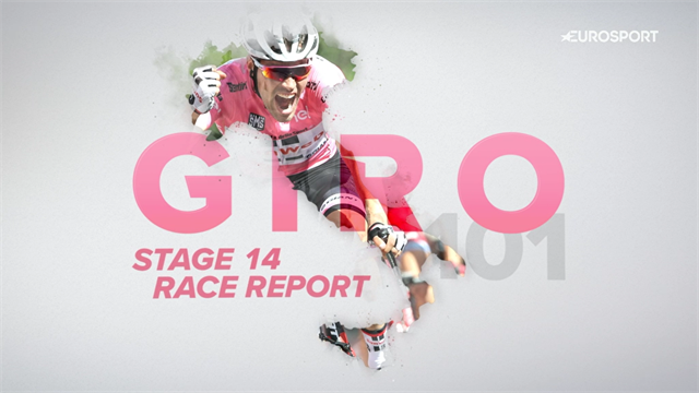 GCN Giro Daily: Stage 14 – Slow motion racing on Monte Zoncolan