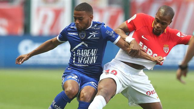 L1 - Monaco : Samuel Grandsir (Troyes) jusqu'en 2023 (officiel)