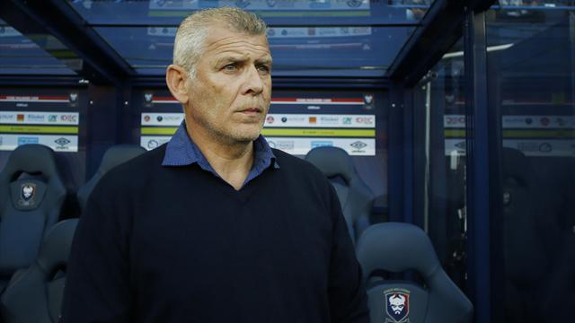 Malgré le maintien et à cause de la situation du club, Garande va quitter Caen