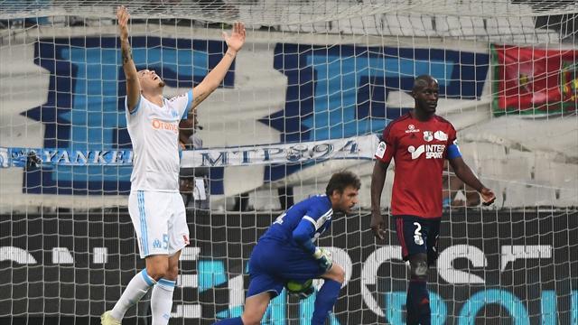 Marseille y a cru jusqu'au bout : «On pensait qu'il y avait 3-3 à Lyon»