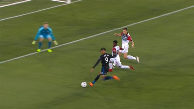 MLS: San Jose Earthquakes - DC United (Özet)