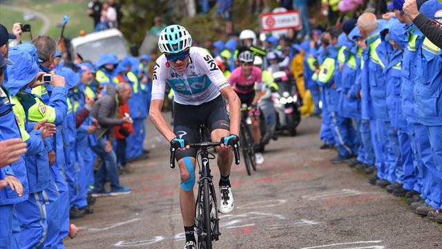 How The Race Was Won: Froome holds off Yates to triumph on Zoncolan