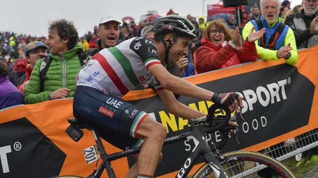 Giro de Italia2018 (15ª etapa): La pájara de Aru, el hachazo de Yates y la no respuesta de Froome