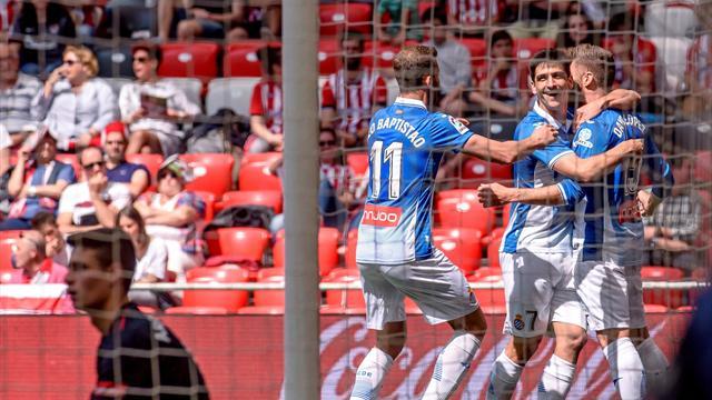 LaLiga Santander, Athletic-Espanyol: El último bochorno en San Mamés (0-1)