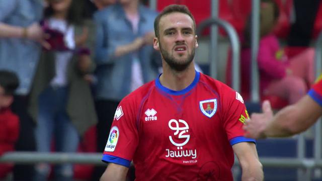 Liga 1 2 3, Numancia-Osasuna: Un gol en el descuento permite seguir soñando a los sorianos (1-1)