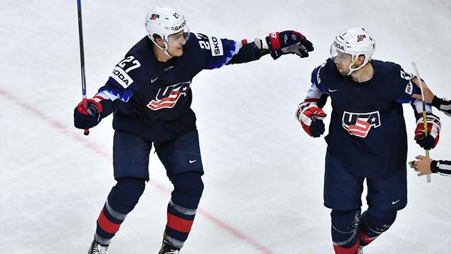 Eishockey-WM: Kanada geht leer aus - Bronze für USA