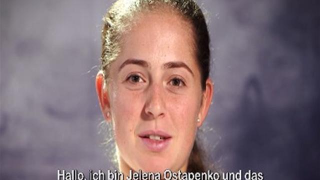 Ostapenko: 'Road to the Final': Episodio 1: El debut en Roland Garros ante Chirico