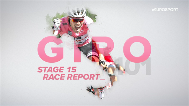 GCN Giro Daily: Stage 15 – Bums, theft and Froome's end