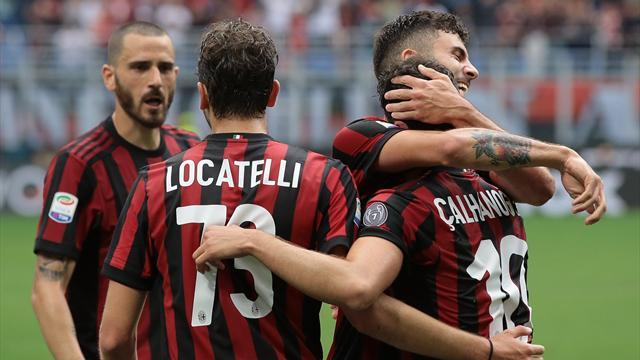 Pour des dettes non remboursées, l'AC Milan passe sous pavillon américain