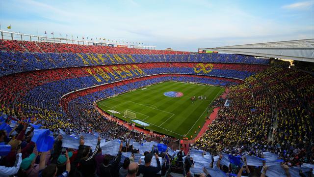 «Iniesta à l'infini» et pasillo : Le Camp Nou et la Real Sociedad ont rendu hommage à Iniesta