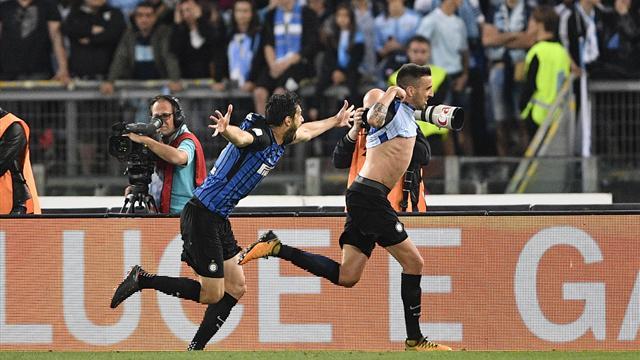 Tutti i verdetti della Serie A 2017-2018: Inter in Champions, Milan in Europa League