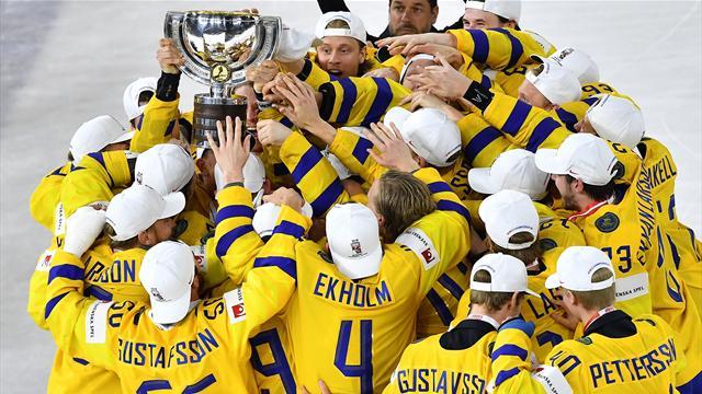 Menée à deux reprises, la Suède a conservé son titre au bout du suspense