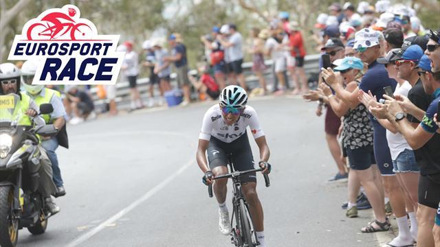 Eurosport Race : Bernal n'en finit plus de monter