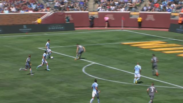 MLS: Minnesota United - Sporting Kansas City (Özet)