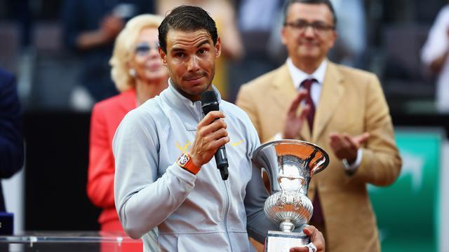 Après une seule semaine d'intermède, Nadal récupère son trône avant Roland