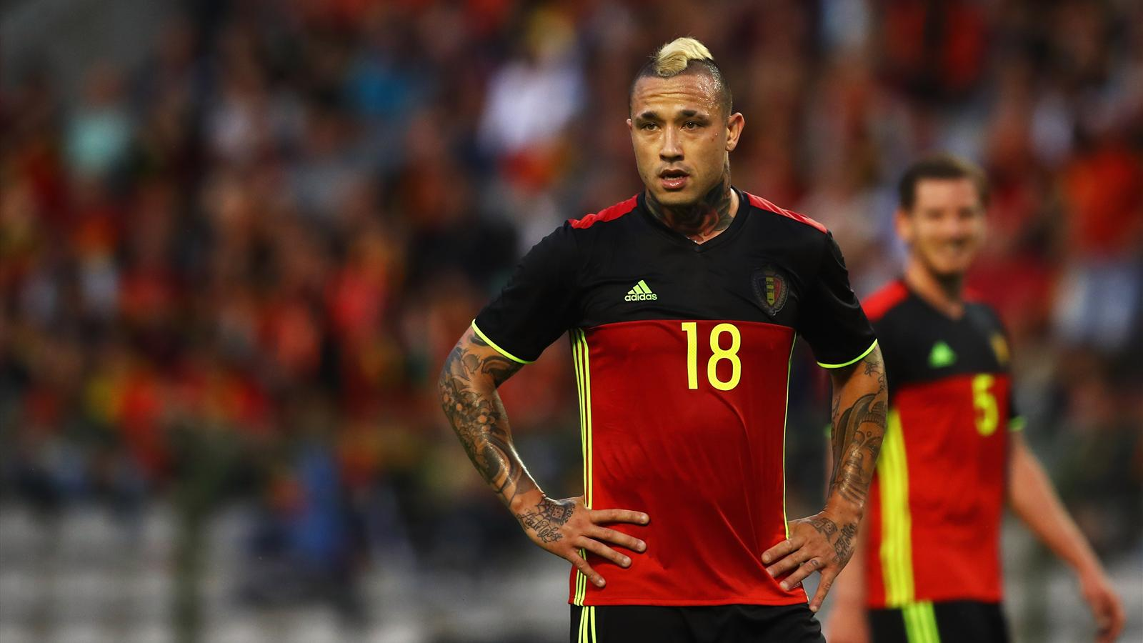ef134765c59 AS Roma s Radja Nainggolan left out of Belgium World Cup squad ...