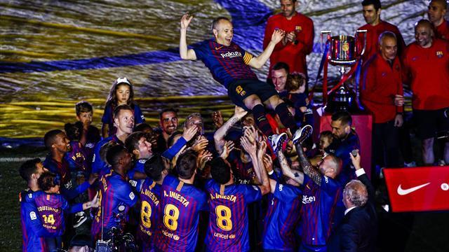 Прибыль «Барселоны» за прошедший сезон составила рекордные 914 млн евро