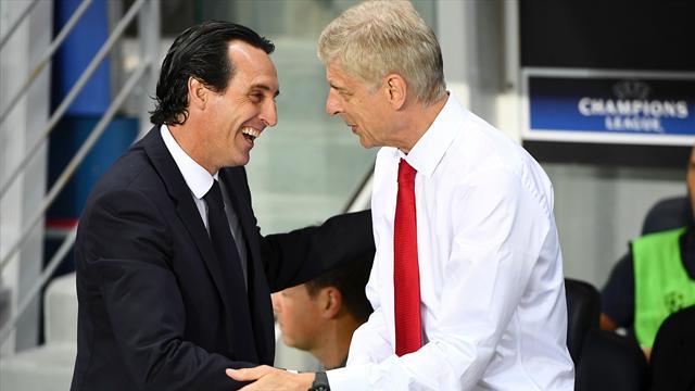 Emery serait bien le successeur de Wenger