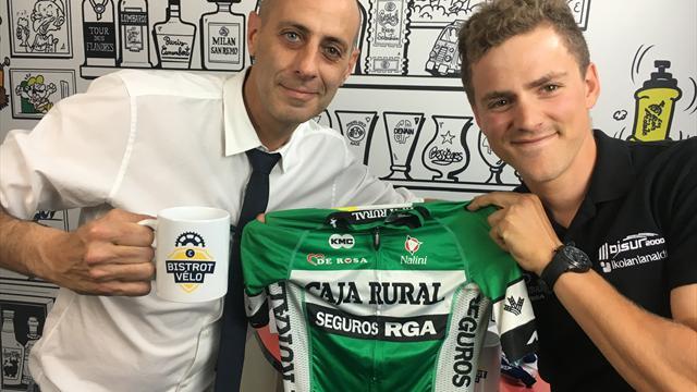 Giro, Pinot, sprinteurs : On en a parlé dans Bistrot Vélo avec Yannis Yssaad