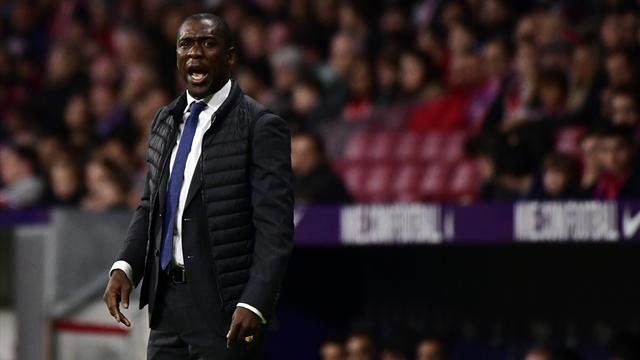 Seedorf appointed Cameroon coach, Kluivert assistant