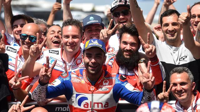 """Petrucci à la place de Lorenzo chez Ducati en 2019 : """"C'est fait"""""""