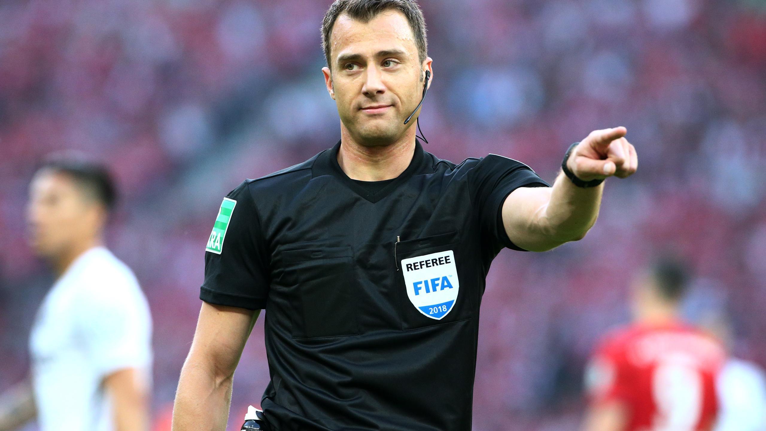 Felix Zwayer Bayern