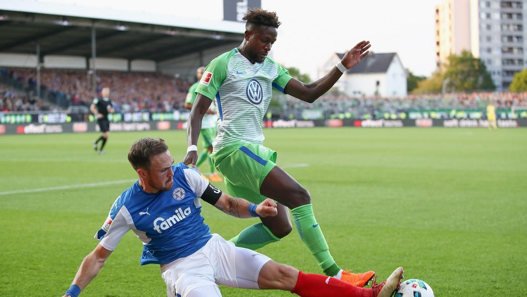Holstein Kiel Vfl Wolfsburg Relegation Jetzt Live Im Tv Und
