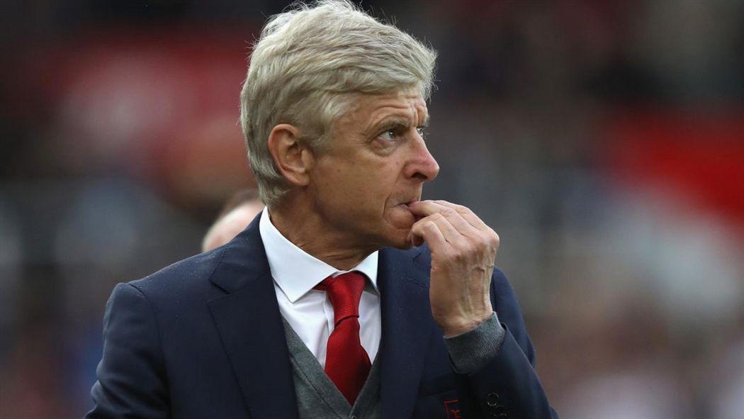 Bayern's managerial favourite, Arsene Wenger