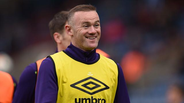 Rooney set to complete lucrative move to DC United