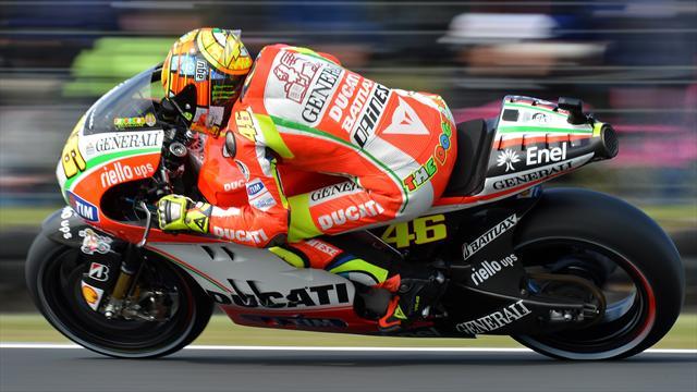 Ducati - Rossi, ce mariage rêvé qui a échoué