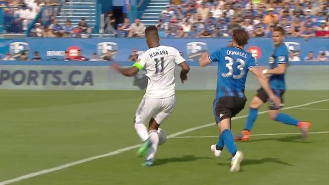 MLS: Montreal Impact - Los Angeles Galaxy (Özet)