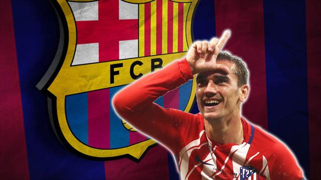 Euro Papers: Griezmann rejects Barca in favour of Atletico stay