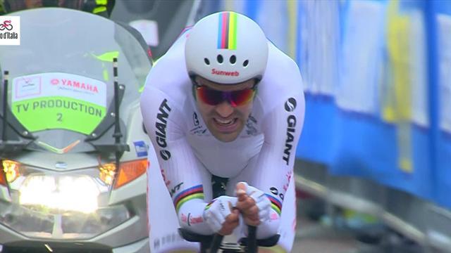 Dumoulin highlights: Dutchman's challenge fades