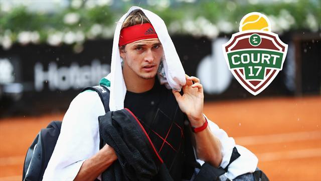 «Zverev arrive à Roland avec les clés pour battre Nadal»