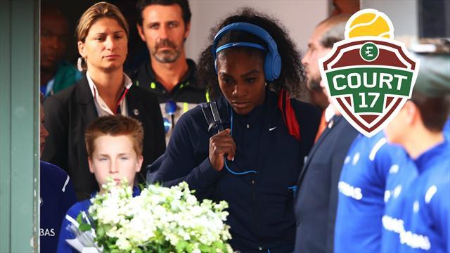 «Serena n'a qu'une envie : dépasser Court et rester devant Federer»