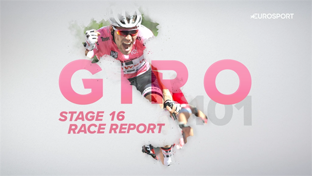 GCN Giro Daily: Stage 16 – Can Yates defend lead?