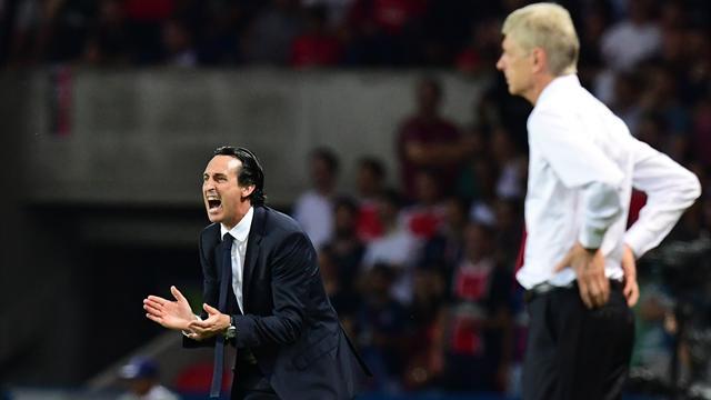 Emery est bien le successeur de Wenger !