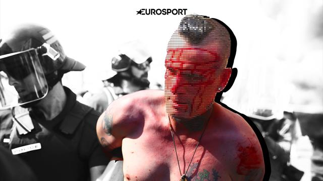 Английские хулиганы грозят русским войной во время ЧМ. Британские медиа стравливают фанатов