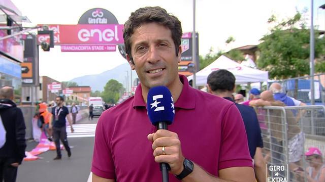Giro de Italia 2018: El análisis de Flecha, una etapa ideal para la fuga