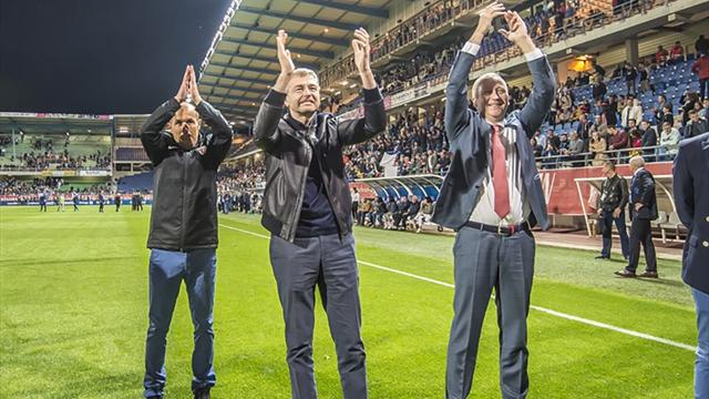 «Nous allons continuer à avancer ensemble» : Jardim annonce qu'il reste à Monaco