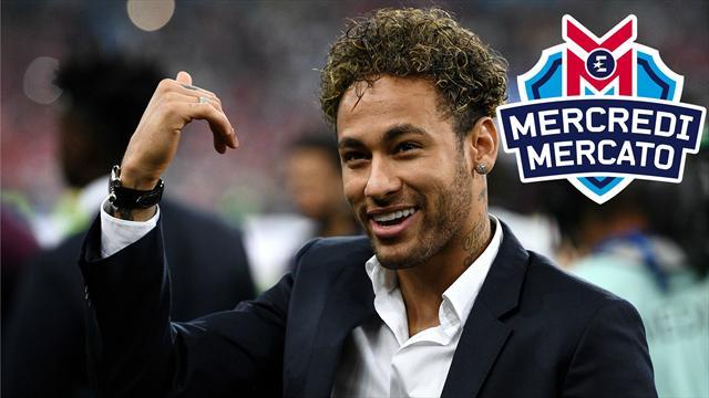 «Neymar au Real, ce feuilleton est terminé et il n'a même jamais existé»