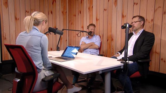 Eliteserie-podcast med Rekdal: Dempsey-exit, heftig fotballhelg, og tung Molde- og Godset-periode