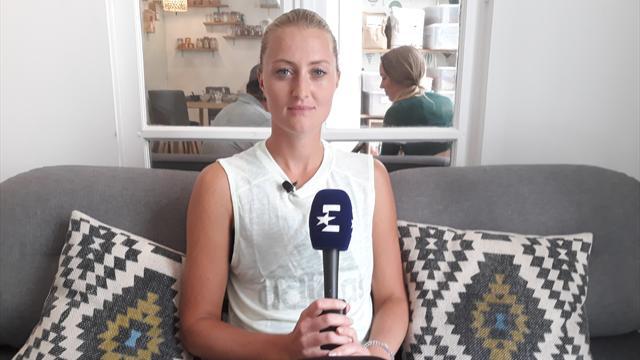 Etat de forme, Serena, double : Kristina Mladenovic a répondu à vos questions avant Roland-Garros